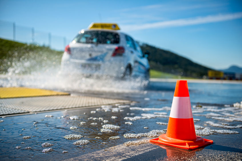skid course driving classes Colorado Springs